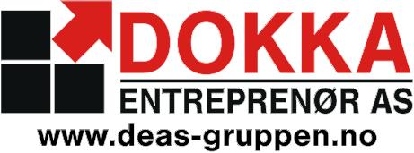 Dokka Entreprenør AS, logo