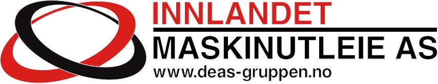 Innlandet Maskinutleie AS, logo